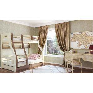 Двухъярусная кровать Светлана (с ящиками)