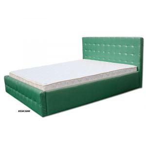 Двуспальная кровать Кармен с матрасом 160*200 см