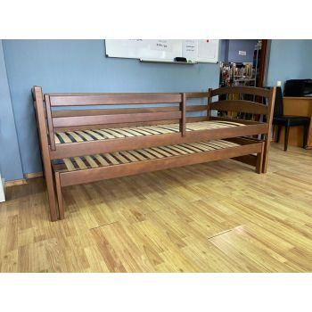 Кровать Бонни с дополнительным спальным местом и бортиком 90*200 см (С ВЫСТАВКИ)