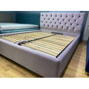 Кровать Борно с подъемным механизмом 160*200 см Venus Velvet 2939 (РАСПРОДАЖА с выставки)