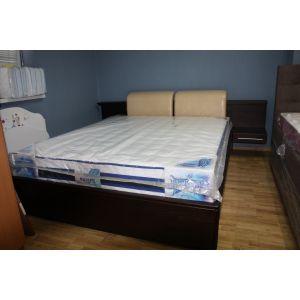Кровать с подъемным механизмом Дилайт 160*200 см из массива дуба (РАСПРОДАЖА с выставки)