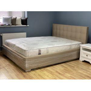 Кровать Гера с подъемным механизмом 160*200 см Queens Jute (РАСПРОДАЖА с выставки)