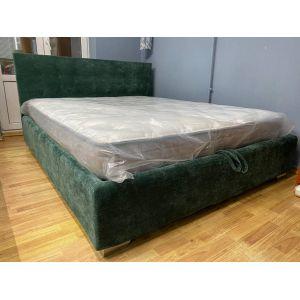 Кровать Гера с подъемным механизмом 160*200 см Noir 14  (РАСПРОДАЖА с выставки)