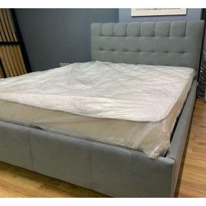 Кровать Кантри с ПМ 160*200 Donna 17 (РАСПРОДАЖА с выставки)