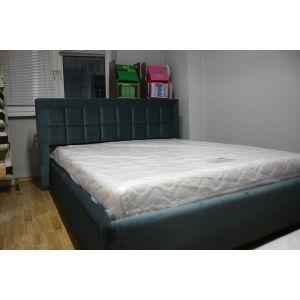Кровать Спарта с механизмом 160*200 см Riviera 87, опция Люкс (РАСПРОДАЖА с выставки)