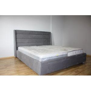 Кровать Римо с подъемным механизмом 180*200 ткань Lucky 28 (Apparel) (РАСПРОДАЖА С ВЫСТАВКИ)
