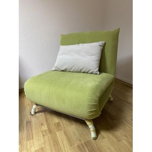 Кресло-кровать Смайл Flex 06 с подушкой (РАСПРОДАЖА с выставки)