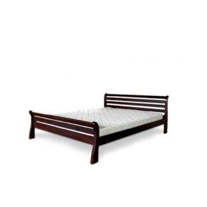 Двуспальные деревянные кровати