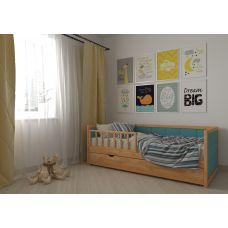 Односпальная кровать Nevis (Невис) 90*190-200 см